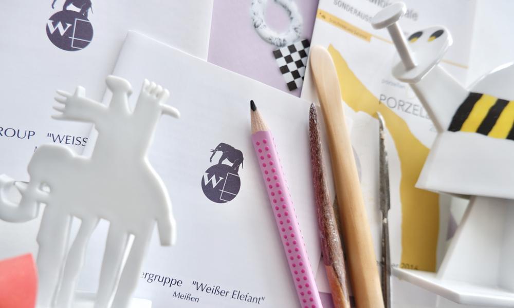 """Künstlergruppe """"Weißer Elefant"""", Meißen"""