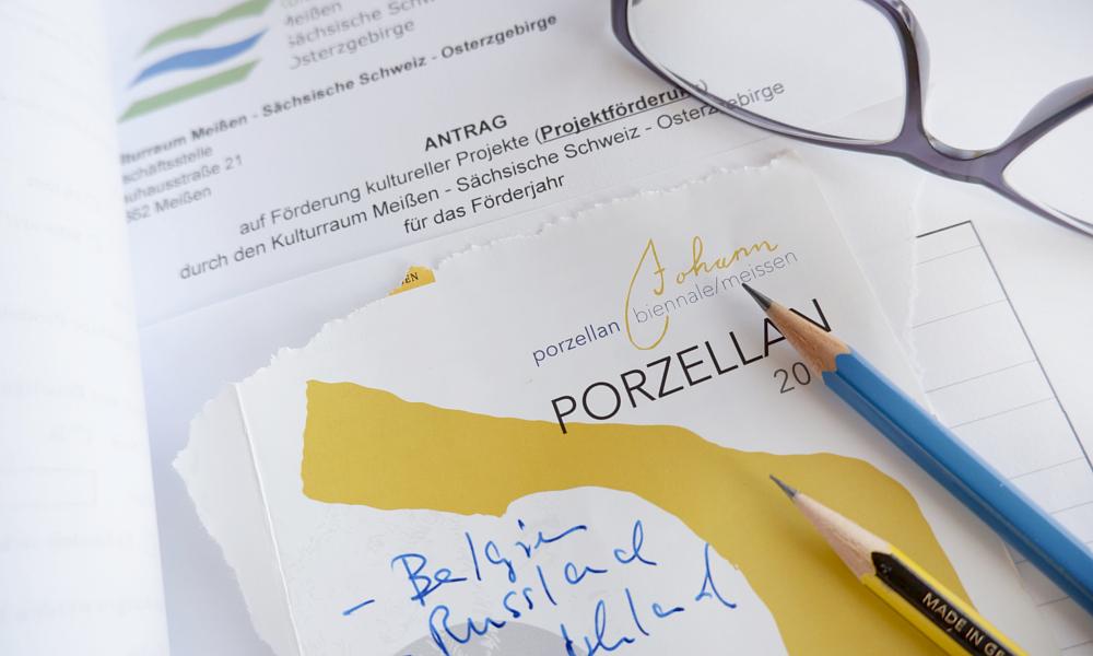 Antrag Porzellanbiennale