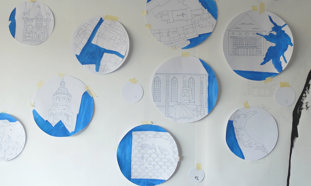 Der Entwurf im AtelierFieber
