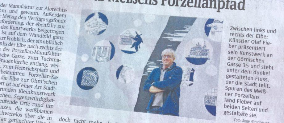 Olaf Fieber, Stadt Meißen