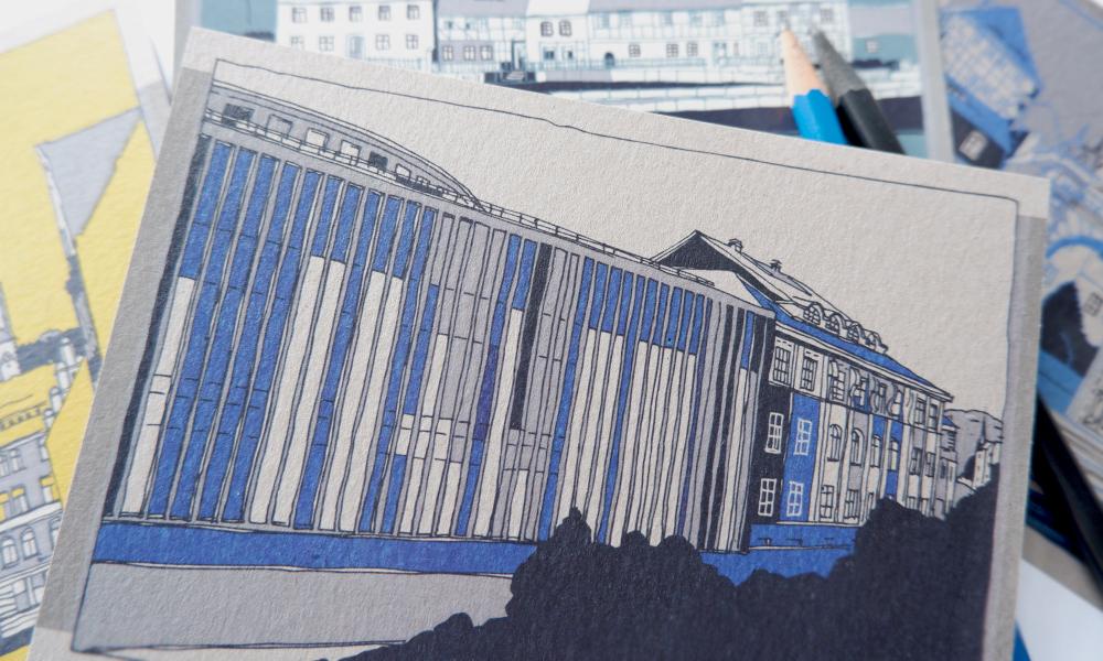 Besucherzentrum Porzellanmanufaktur Meissen