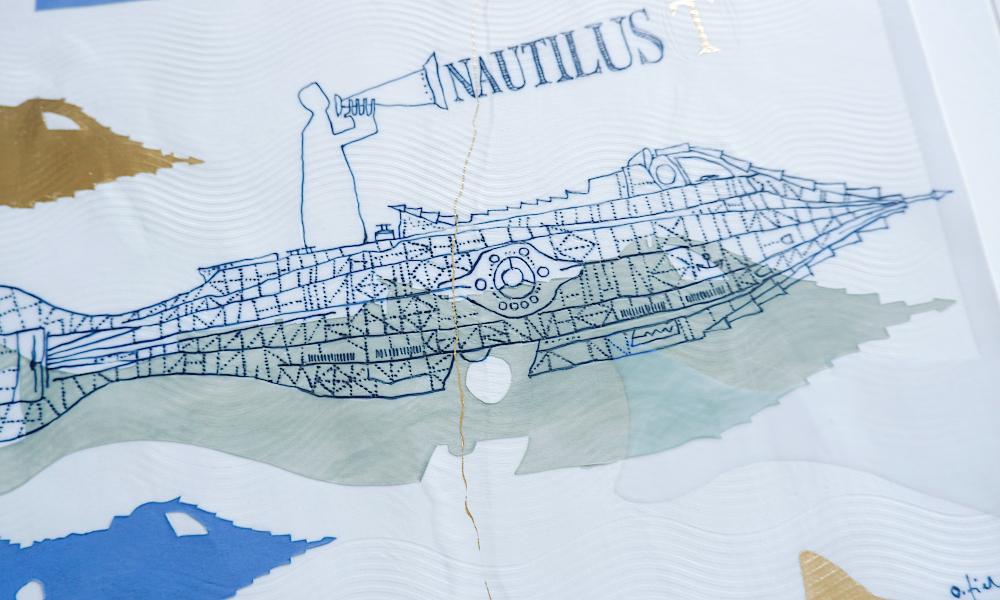 Porzellan ist gleich Lust – Nautilus(T)